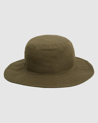 2 Big John Hat Green 9691302 Billabong