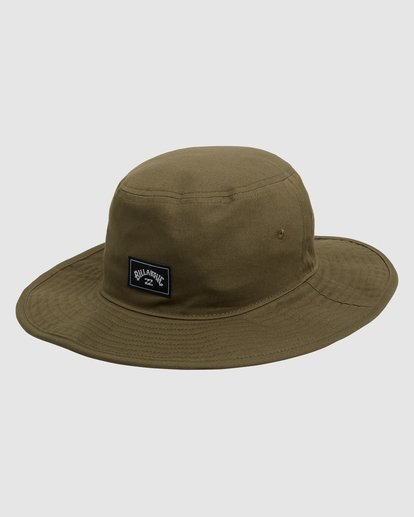 1 Big John Hat Green 9691302 Billabong