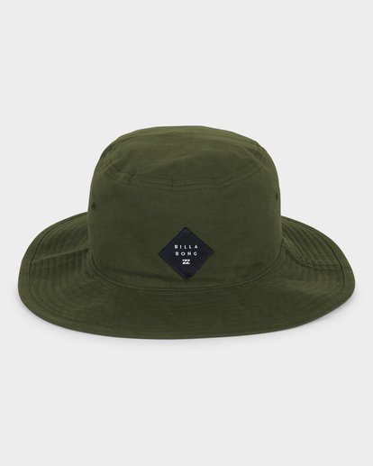 1 Big John Hat Green 9691302 Billabong