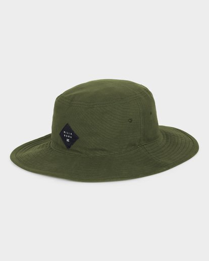 0 Big John Hat Green 9691302 Billabong