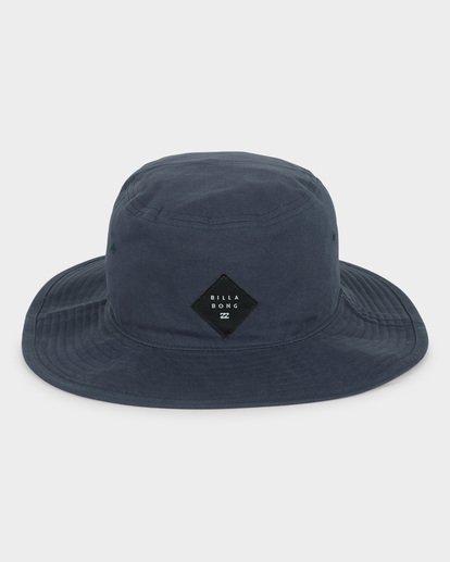 2 Big John Hat Blue 9691302 Billabong