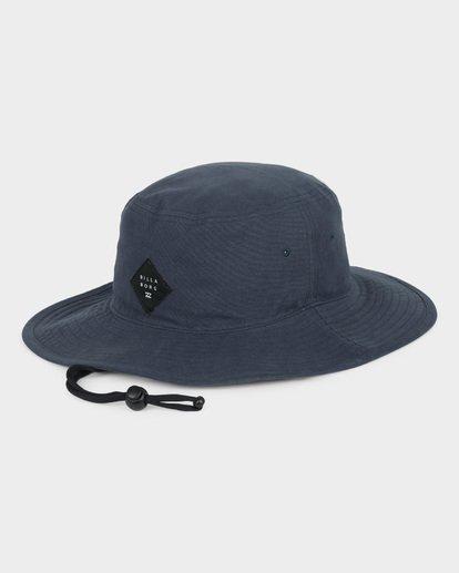 1 Big John Hat Blue 9691302 Billabong