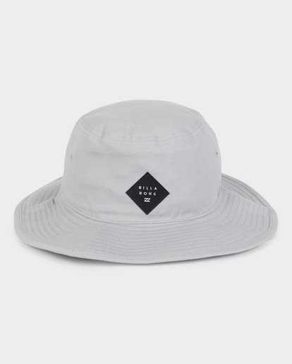 2 Big John Hat Grey 9691302 Billabong