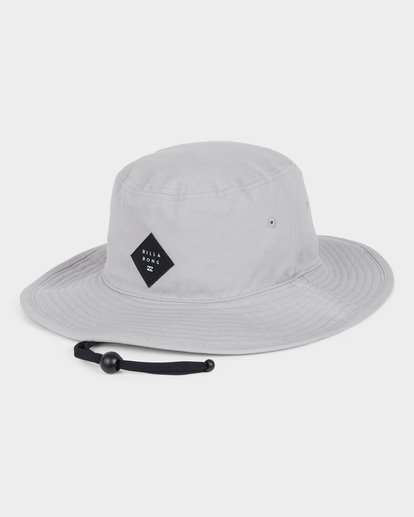 3 Big John Hat Grey 9691302 Billabong
