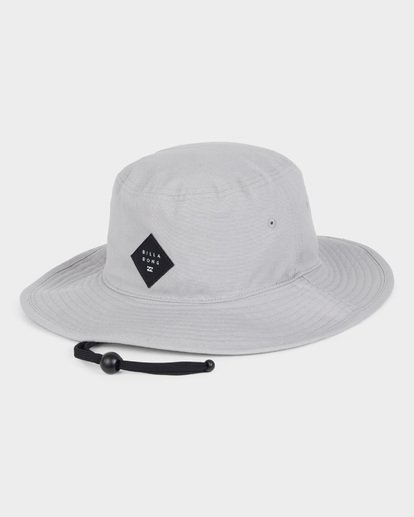 1 Big John Hat Grey 9691302 Billabong