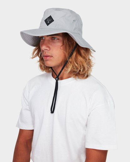 5 Big John Hat Grey 9691302 Billabong