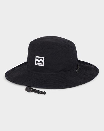 3 Division Reversible Hat Blue 9691304 Billabong