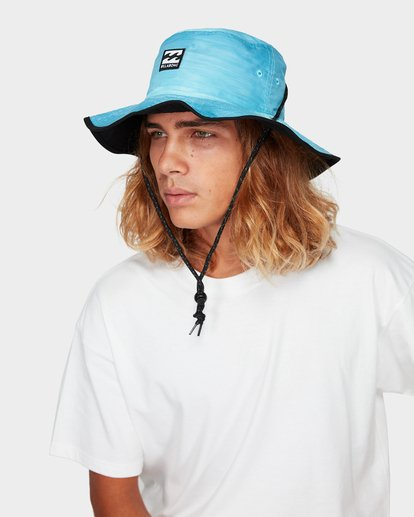 3 Division Reversible Hat Blue 9691304 Billabong