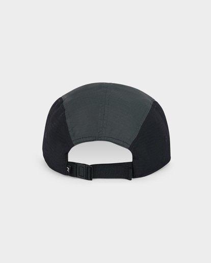 2 THE FED CAP Black 9691328 Billabong
