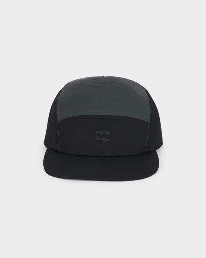 1 THE FED CAP Black 9691328 Billabong
