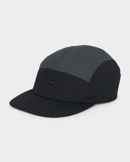 0 THE FED CAP Black 9691328 Billabong