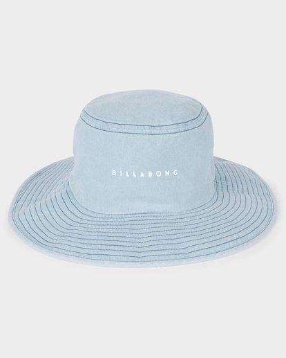 1 PEYOTE WASHED HAT Blue 9691336 Billabong