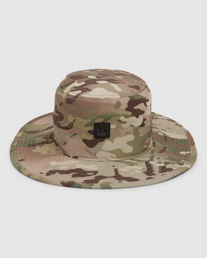 1 MULTICAM BIG JOHN HAT Camo 9691338M Billabong