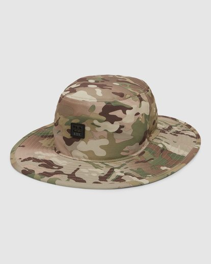 0 MULTICAM BIG JOHN HAT Camo 9691338M Billabong