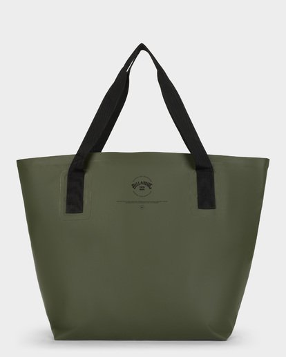 2 Beach All Day Large Tote Green 9691513 Billabong