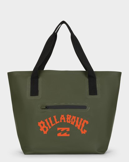 0 Beach All Day Large Tote Green 9691513 Billabong
