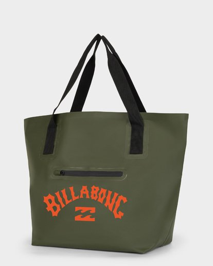 1 Beach All Day Large Tote Green 9691513 Billabong