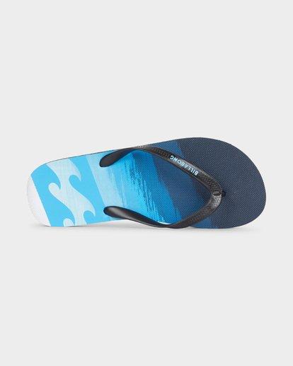 4 Fluid Pro Thongs Blue 9691940 Billabong