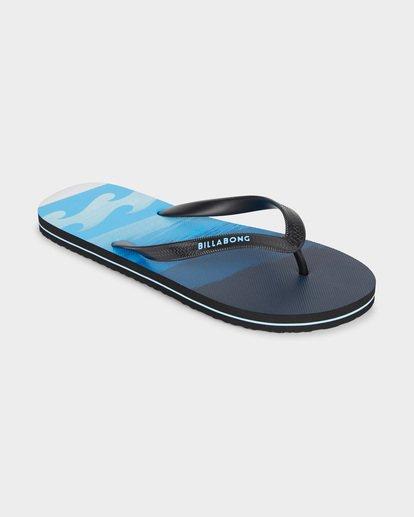 1 Fluid Pro Thongs Blue 9691940 Billabong