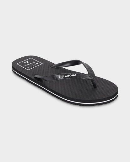 1 Stacked Thongs Black 9691952 Billabong