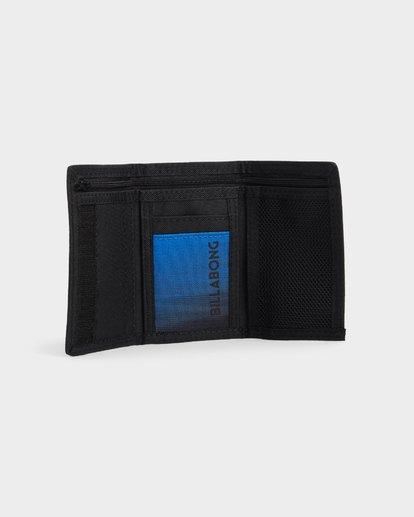 2 Atom Wallet Blue 9692182 Billabong