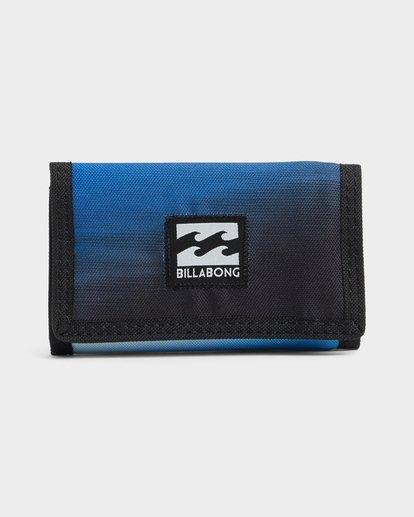 0 Atom Wallet Blue 9692182 Billabong