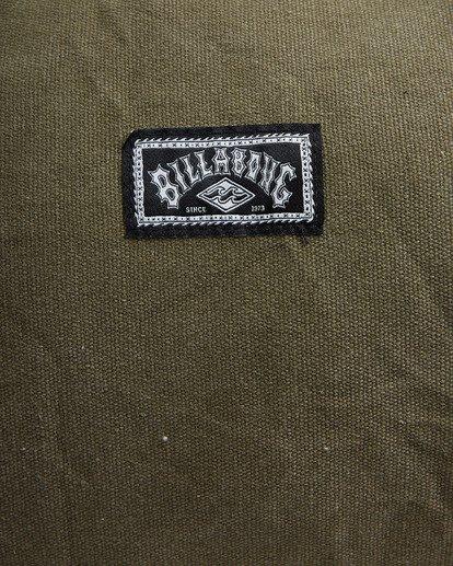 4 Demand Duffle Bag Green 9692239P Billabong