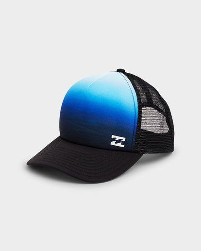 0 Range Trucker Cap Blue 9692309 Billabong
