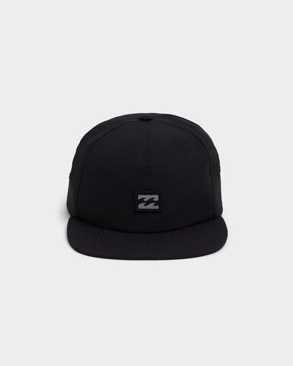 1 PLATFORM CAP Black 9692320 Billabong