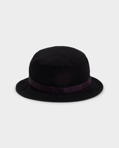 1 Re Issue Wave Washed Bucket Hat Black 9692328 Billabong
