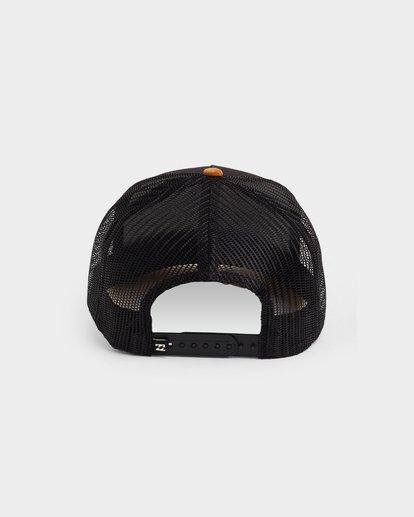 2 MIXED STACKED TRUCKER CAP Black 9692330 Billabong