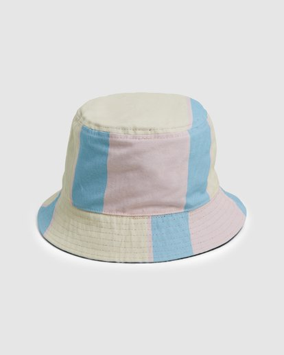 4 Hux Revo Bucket Hat Pink 9692341M Billabong