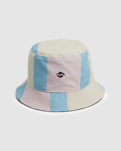 2 Hux Revo Bucket Hat Pink 9692341M Billabong