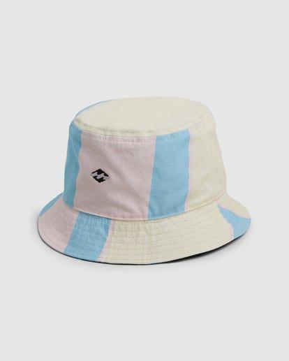 0 Hux Revo Bucket Hat Pink 9692341M Billabong