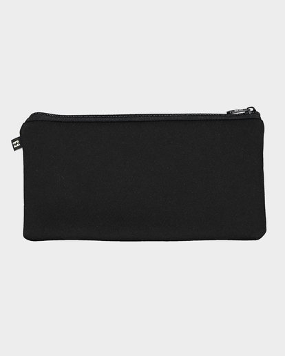 1 Small Pencil Case Black 9692505 Billabong