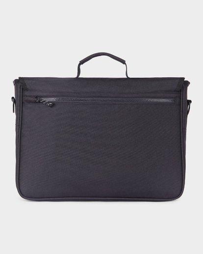 2 TEMPO MESSENGER BAG Black 9695006 Billabong