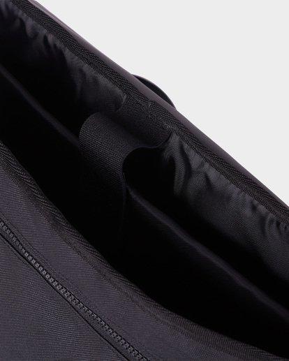 4 TEMPO MESSENGER BAG Black 9695006 Billabong