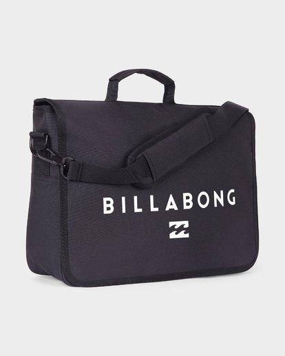 3 TEMPO MESSENGER BAG Black 9695006 Billabong