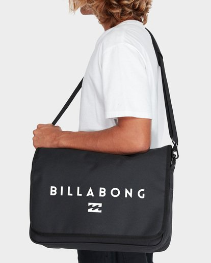 5 TEMPO MESSENGER BAG Black 9695006 Billabong