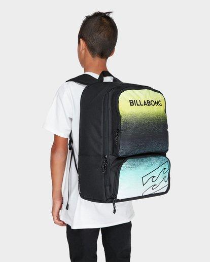 4 JUGGERNAUGHT BACKPACK Black 9695009 Billabong