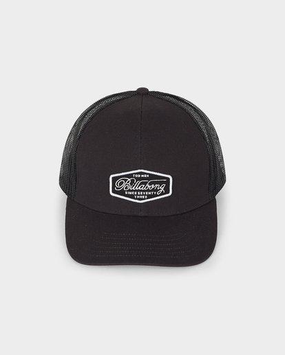 1 WALLED TRUCKER Black 9695304 Billabong