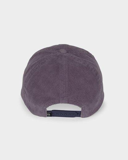 2 DEEP WOBBLE SNAPBACK Purple 9695305 Billabong