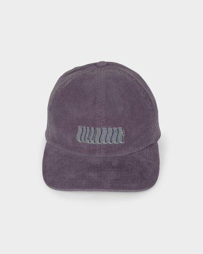 1 DEEP WOBBLE SNAPBACK Purple 9695305 Billabong