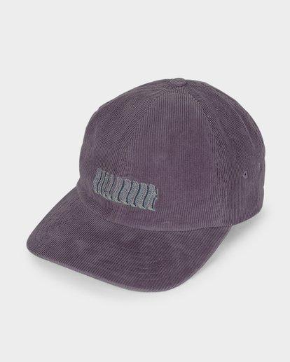 0 DEEP WOBBLE SNAPBACK Purple 9695305 Billabong