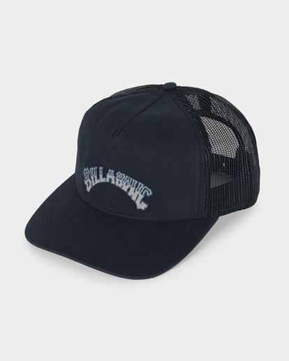 0 BREAKDOWN TRUCKER CAP Purple 9695308 Billabong