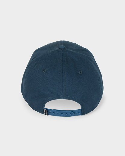 2 WALLED SNAPBACK CAP Blue 9695310 Billabong