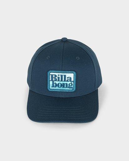 1 WALLED SNAPBACK Blue 9695310 Billabong