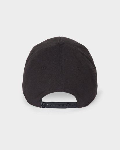 2 WALLED SNAPBACK CAP  9695310 Billabong