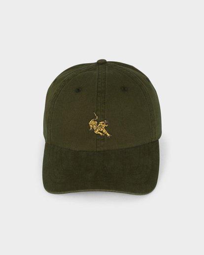 1 TERRACE LAD CAP Green 9695311 Billabong