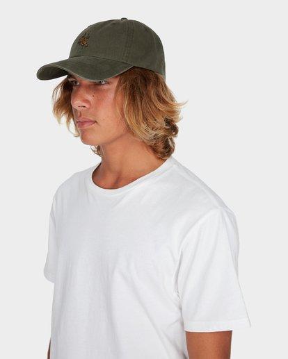3 TERRACE LAD CAP Green 9695311 Billabong